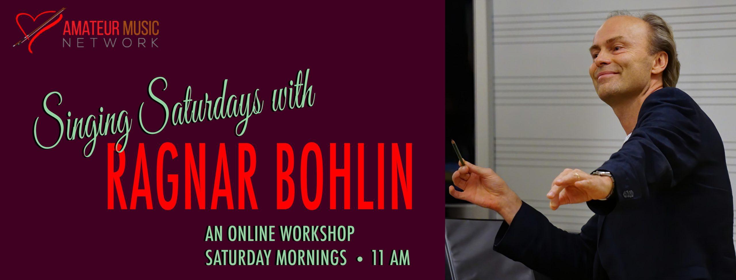 AMN Facebook slice_Ragnar Bohlin Singing Saturdays